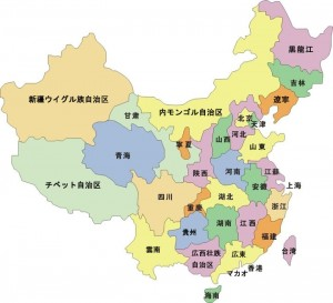 china-map01